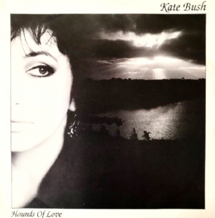 "Kate Bush ‎- Hounds Of Love  (12"") (G++/G++)"